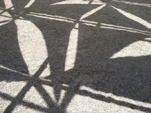 """Lots"" shadows"