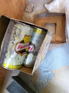 Falstaff cans
