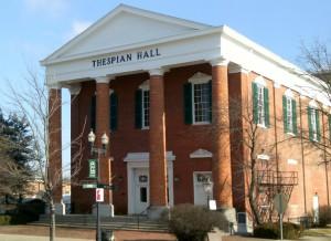 Thespian Hall, Boonville, Missouri