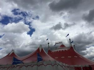 CF tent