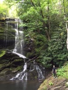 Catawba Falls, Blue Ridge Mountains