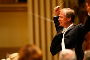 "David Robertson brings down the storm in Beethoven's ""Pastoral"" Symphony."