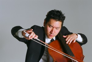 "Symphony Principal Cello Daniel Lee plays the mad knight in Strauss' ""Don Quixote."""