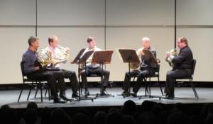 Sun Vally Summer Symphony horn quintet