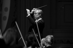 David Robertson conducts Mahler's Symphony No. 5 at Powell Hall this weekend.