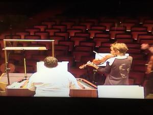 Chester Englander, cimbalom; Leila Josefowicz, violin