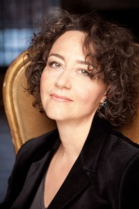 Nathalie Stutzmann. Photo credit: Simon Fowler