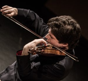 Augustin Hadelich. Photo by Luca Valenta.