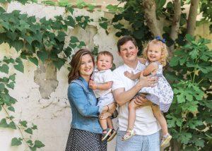 Celeste & Family