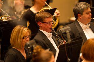Principal Clarinet Scott Andrews