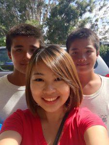 Tzuying LA family