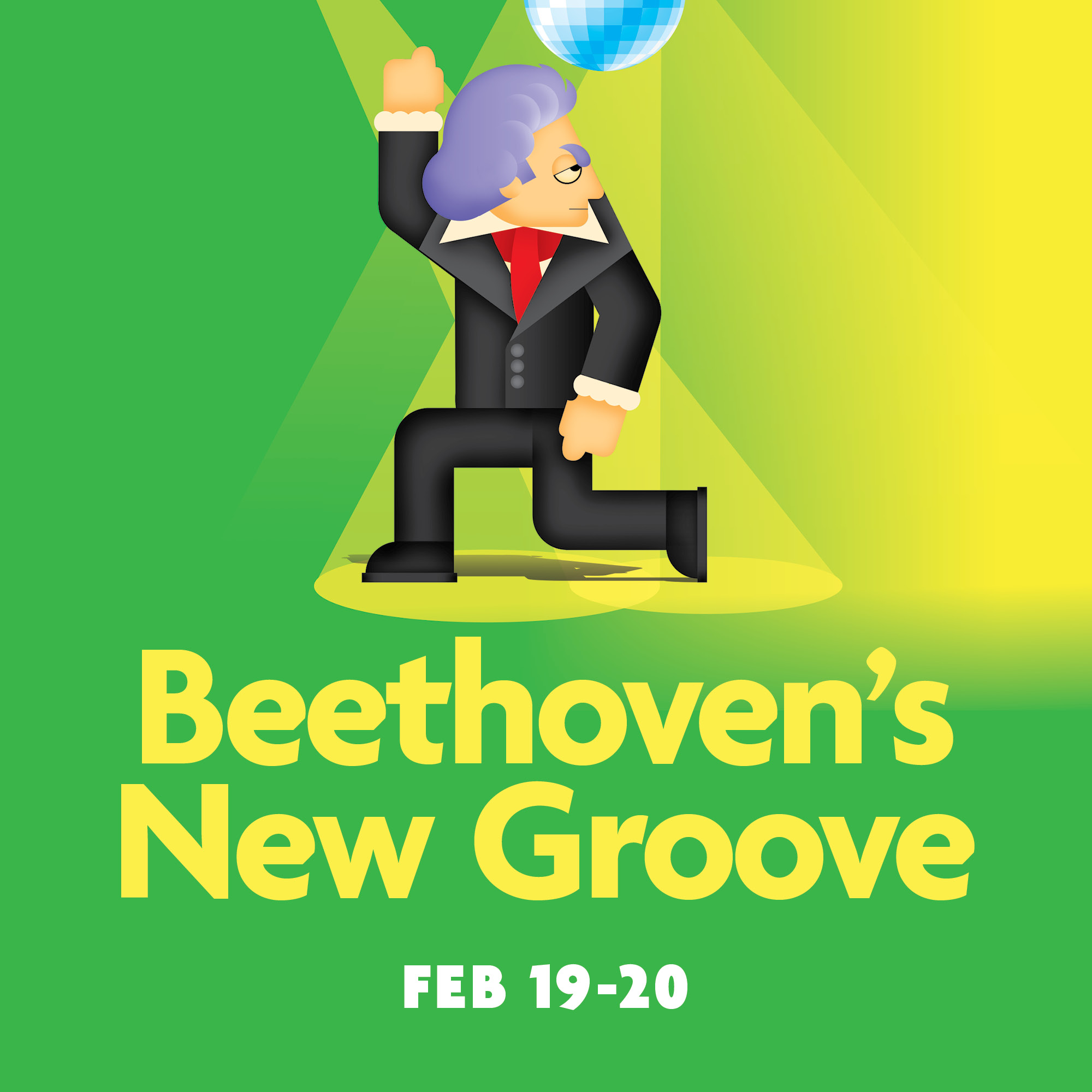 Beethoven's New Groove