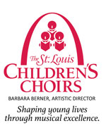 St Louis Children's Choirs