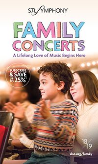 Family Concerts Brochure Cover