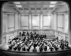 77/78 Youth Orchestra at Powell Hall