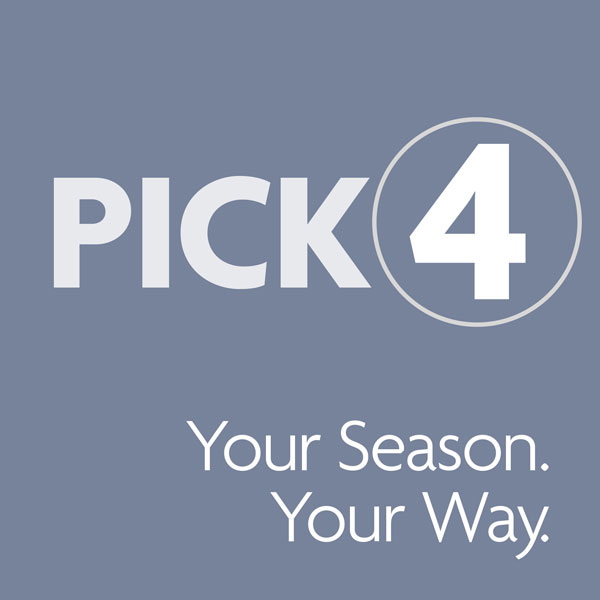 Pick 4 or More Logo