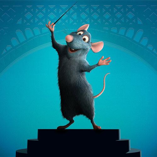 Ratatouille in Concert