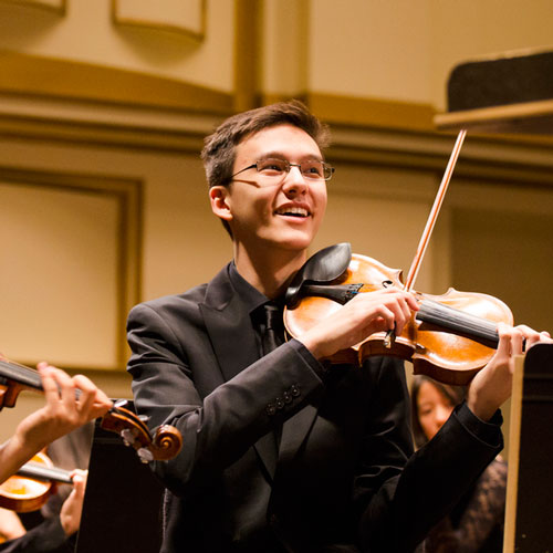 St. Louis Symphony Youth Orchestra Concert 3