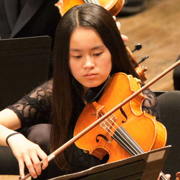 Youth Orchestra Performs Sibelius 2