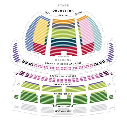 Atlanta Symphony Hall Seating Chart F F Info 2017