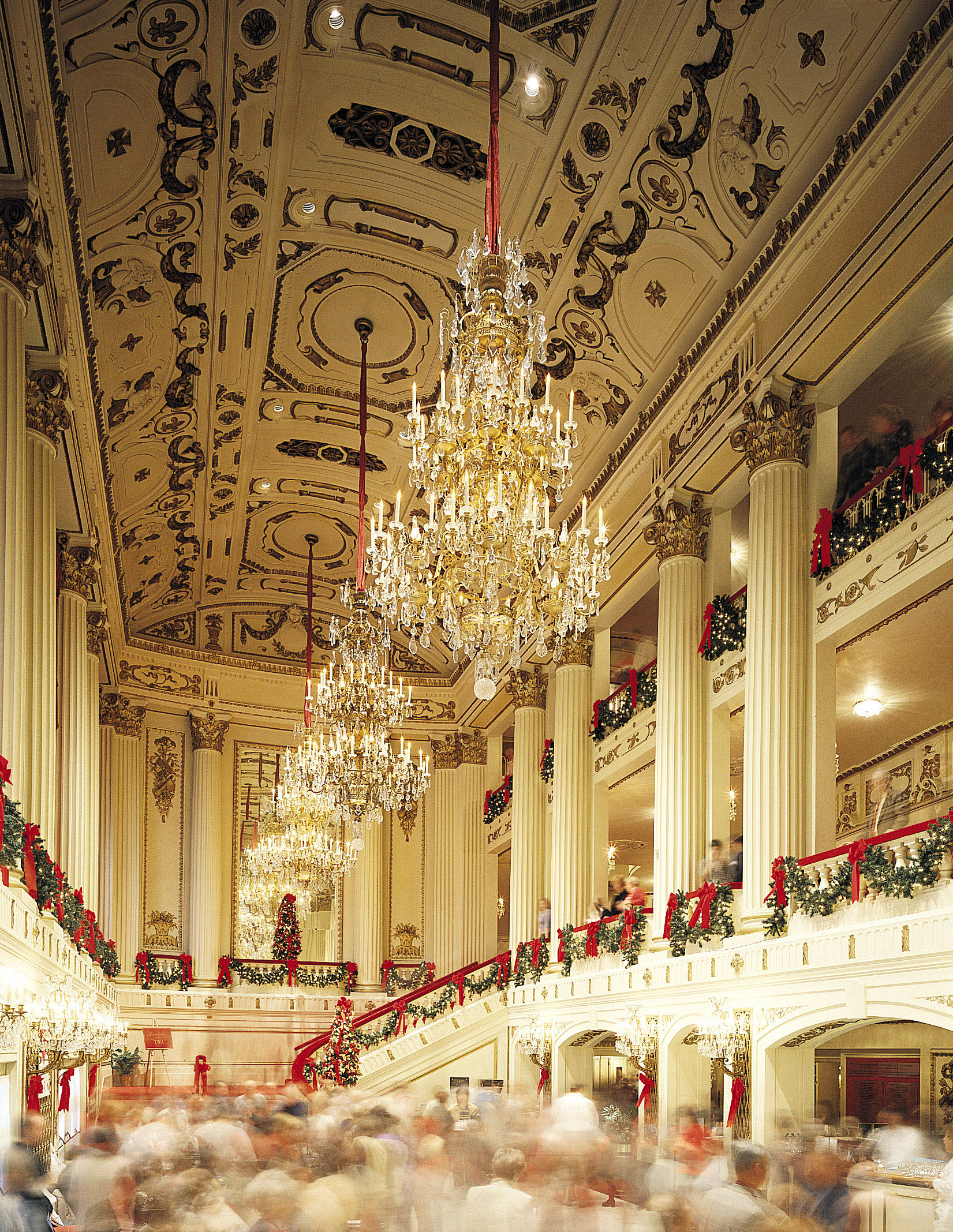 Home Saint Louis Foyer Unme : Powell hall
